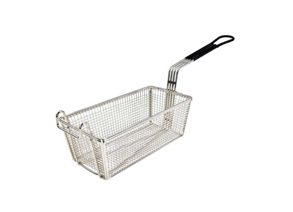 Winco Fry Basket - Various Sizes - Omni Food Equipment