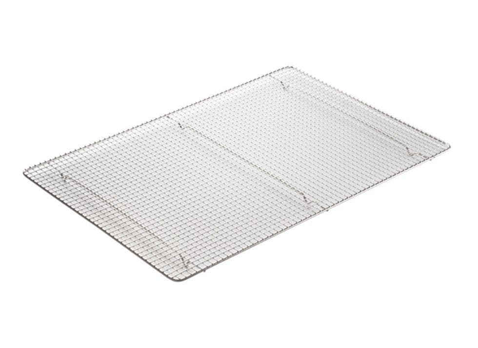 Winco Full Size Stainless Steel Wire Sheet Pan Grate/Rack - Omni Food Equipment