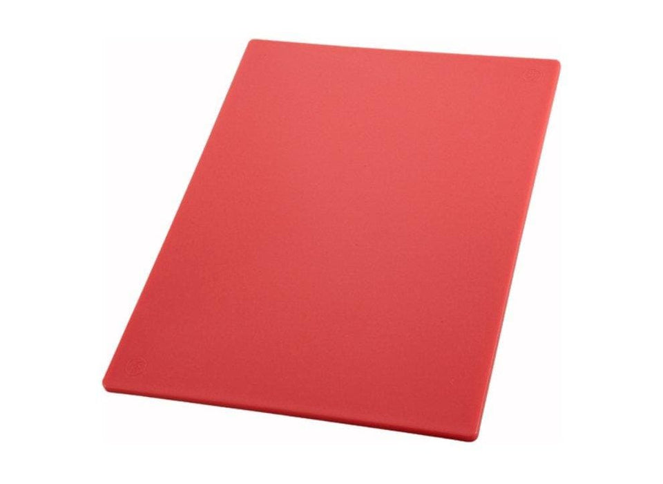 Winco HAACP Colour-Coded Cutting Board - Various Sizes - Omni Food Equipment