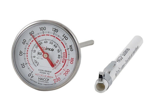 Winco Instant Read Thermometer - Omni Food Equipment