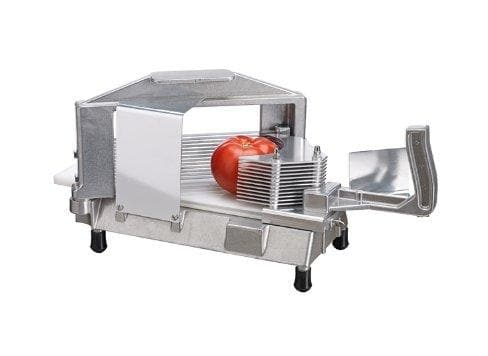 Winco Kattex TTS Series Straight Blade Tomato Slicer - Various Cut Sizes - Omni Food Equipment