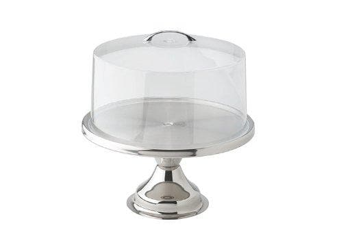 Winco Metal Cake Stand - Omni Food Equipment