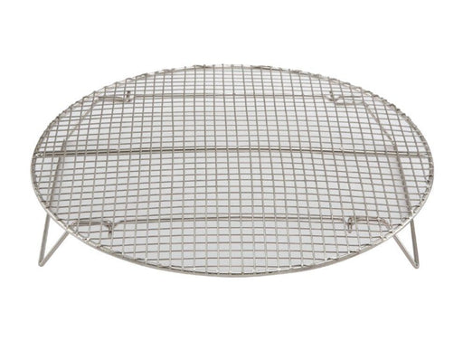 Winco Nickel Plated Steamer Rack - Various Sizes - Omni Food Equipment