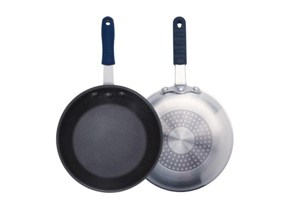 Winco Non-Stick Finish Aluminum Fry Pans - Various Sizes - Omni Food Equipment