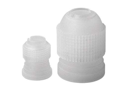 Winco Plastic Coupler Set for Icing Bags - Omni Food Equipment
