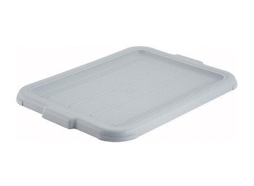 Winco Polypropylene Dish Bin Covers - Various Colours - Omni Food Equipment