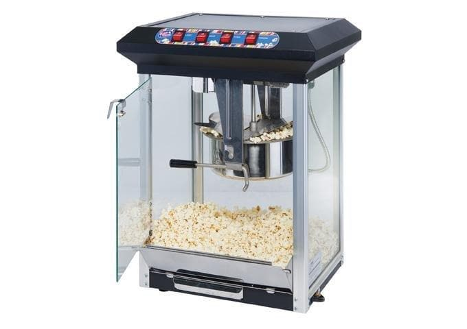 Winco POP-8B Electric Popcorn Popper - Omni Food Equipment