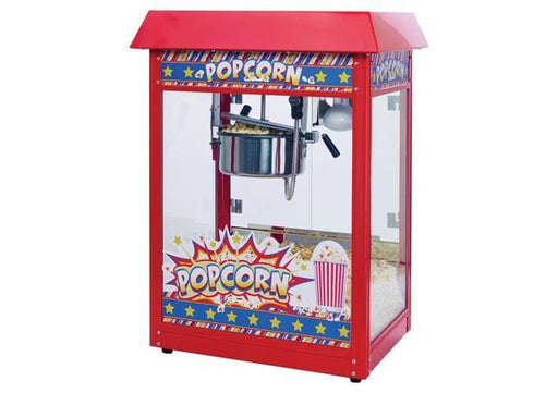 Winco POP-8R Electric Popcorn Popper - Omni Food Equipment
