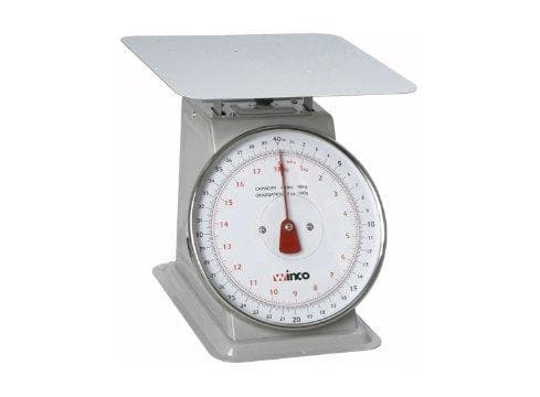 Winco Receiving Scale - 40 Lbs Capacity - Omni Food Equipment