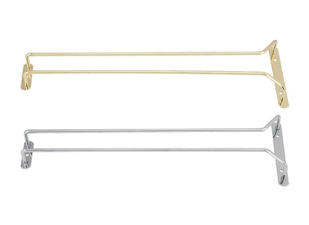Winco Single Channel Wire Glass Hanger - Various Styles - Omni Food Equipment