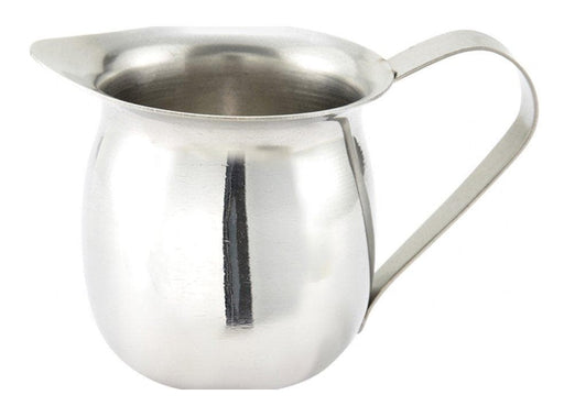 Winco Stainless Steel Bell Creamer - Omni Food Equipment