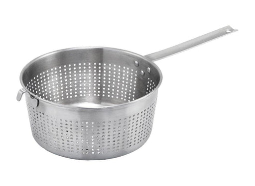 Winco Stainless Steel Spaghetti Strainer - Omni Food Equipment