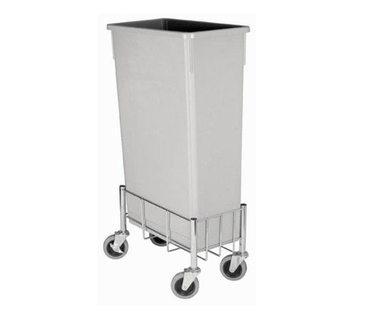 Winco Wire Dolly for Slender Trash Can - Omni Food Equipment