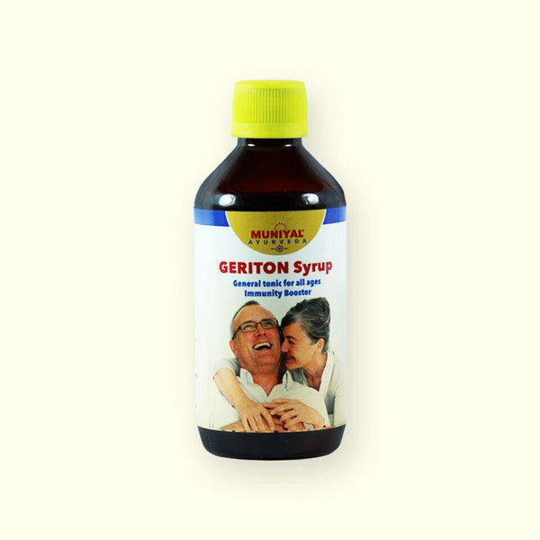 Best Ayurvedic Syrup For nutritional disorders and general debility.