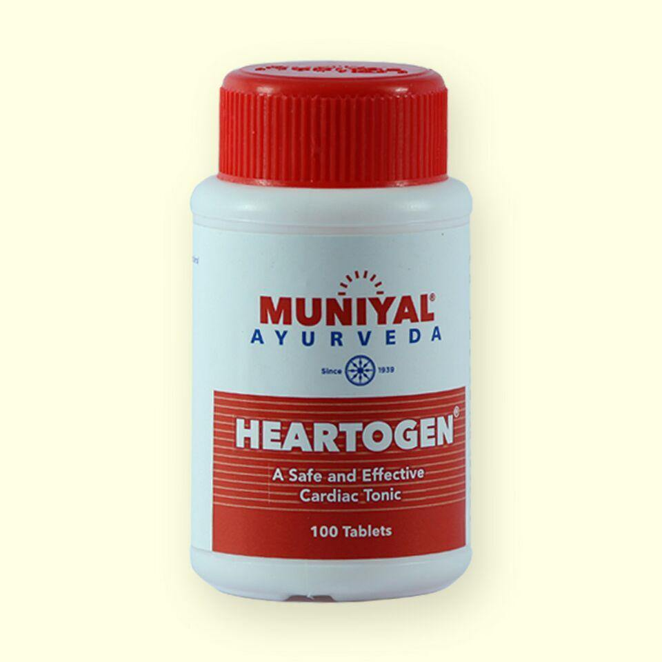 Best, safe and effective Ayurvedic cardio protective product.