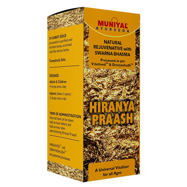 HIRANYA PRAASH - 20 ML