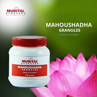 MAHOUSHADHA the body detoxifier and helps to prevent cancer