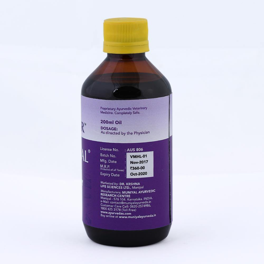 MUNIHEAL OIL