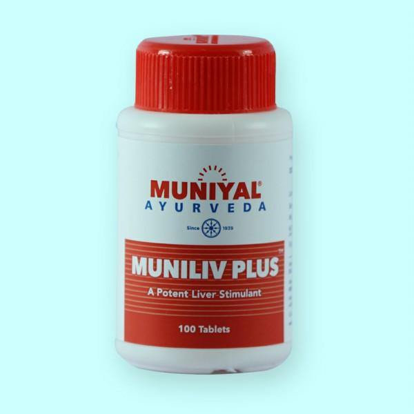 MUNILIV PLUS a potent hepatoprotective drugs