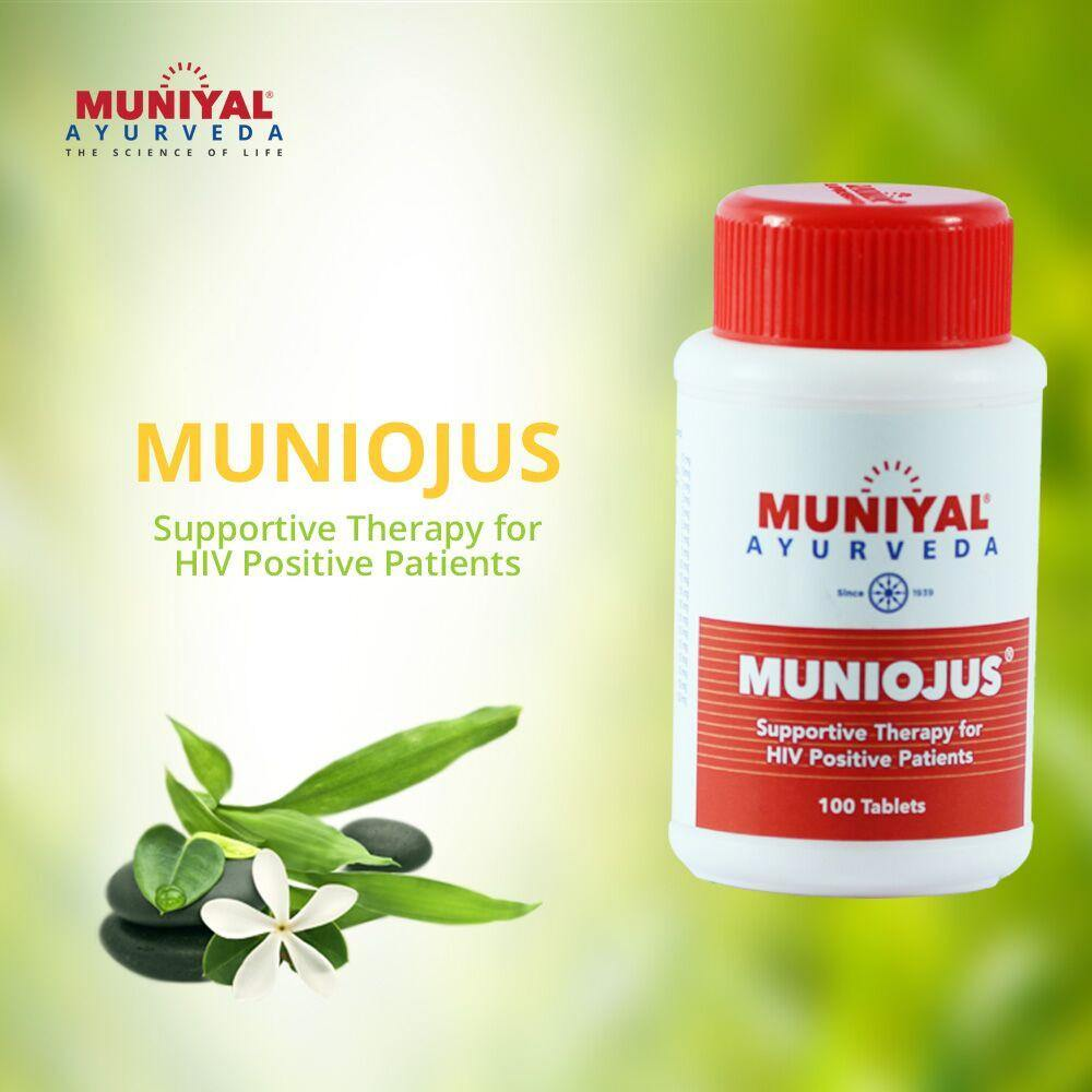 MUNIOJUS is strengthens the immune system