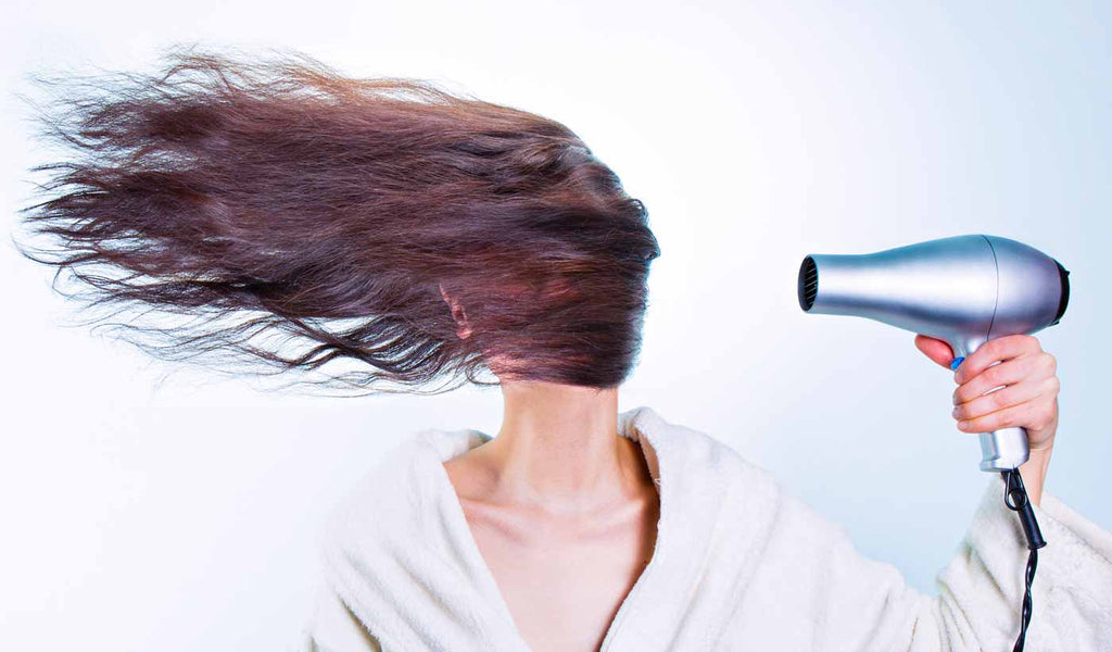 Drying Your Hair Extensions