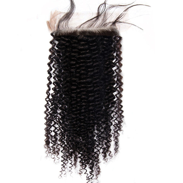 4x4 Lace Closure - ASHA Kinky Coily