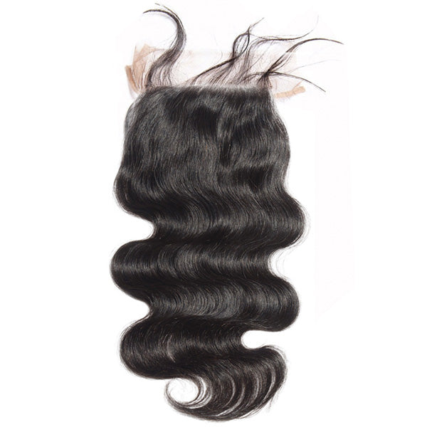 4x4 Lace Closure - LAUREN Silky Body Wave