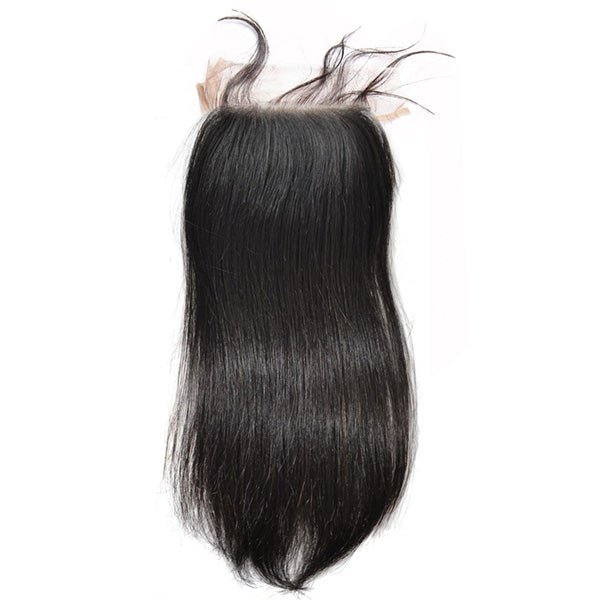 4x4 Lace Closure - SARAH Silky Straight