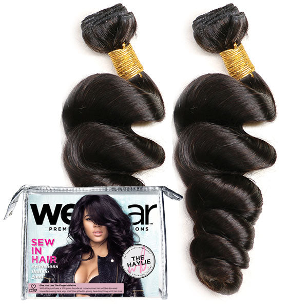2pc Weave Bundle DEAL - HAYLIE Loose Wave