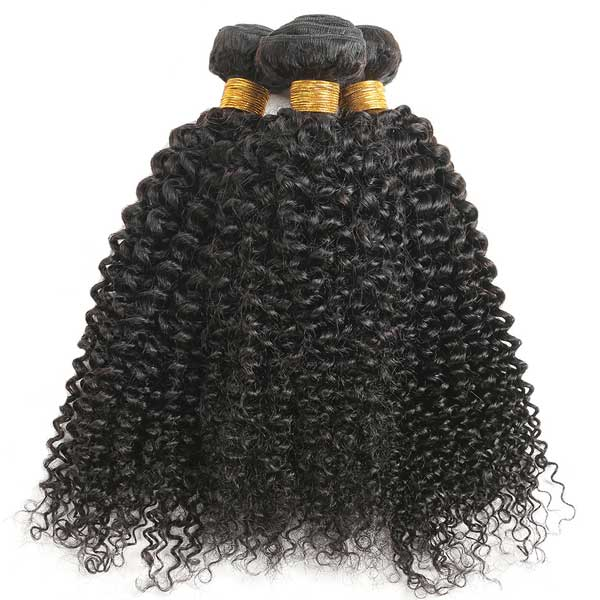 3pc Weave Bundle DEAL - BIANCA 4B Kinky Curly