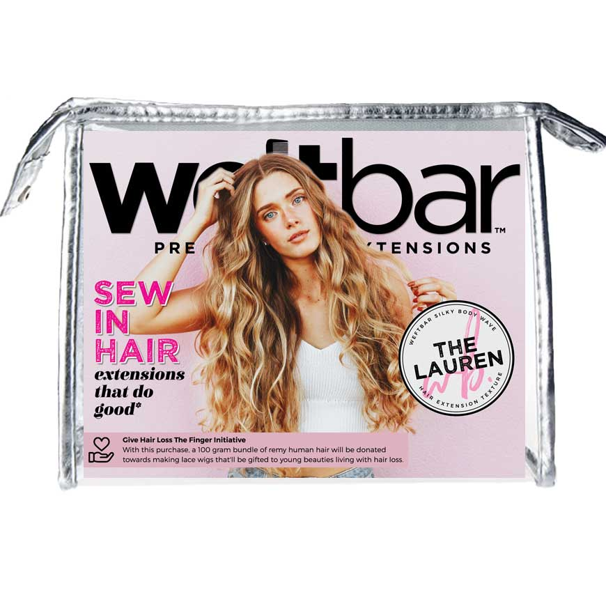 Blonde Weave Bundle - LAUREN Silky Body Wave