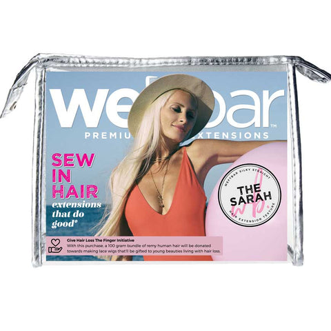 Blonde Weave Bundle - SARAH Silky Straight