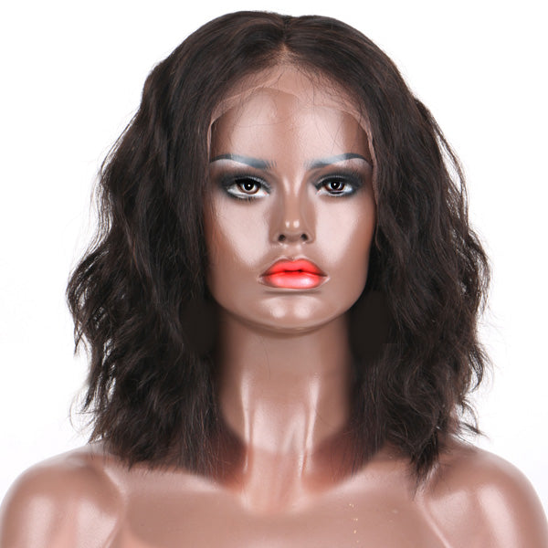 Lace Front Wig - LAUREN Silky Body Wave