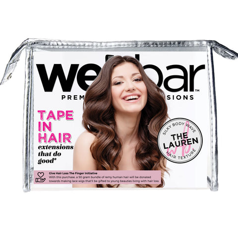 Taped Wefts - LAUREN Body Wave
