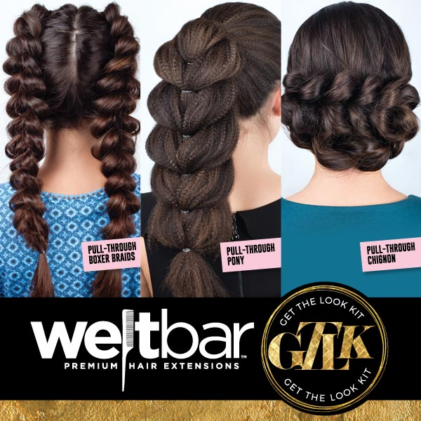 Faux Braid GTLK