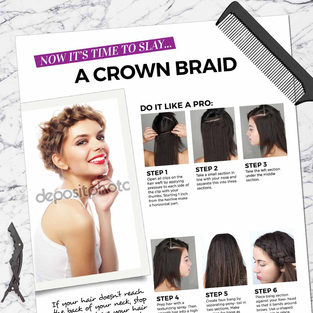 Crown Braid