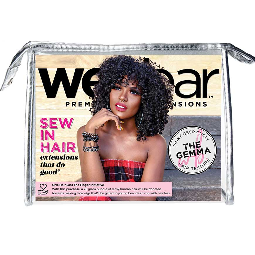 3pc Weave Bundle DEAL - GEMMA Kinky Deep Curly