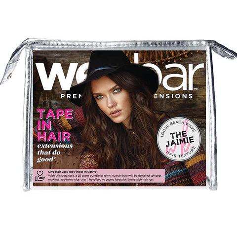 Taped Wefts - JAIMIE Loose Beach Wave