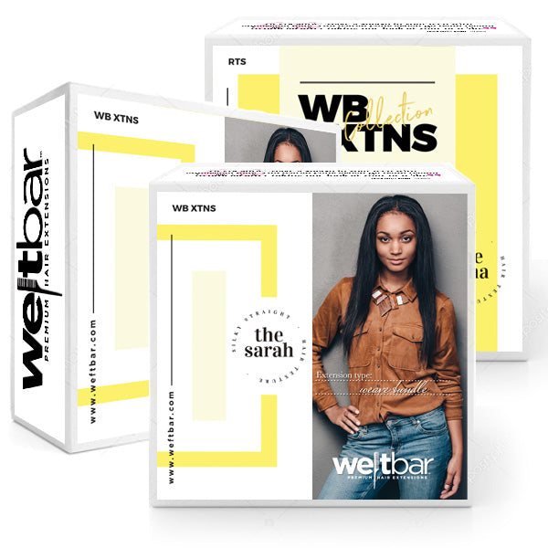 Weftbar 3pc Straight Hair Bundle Deals
