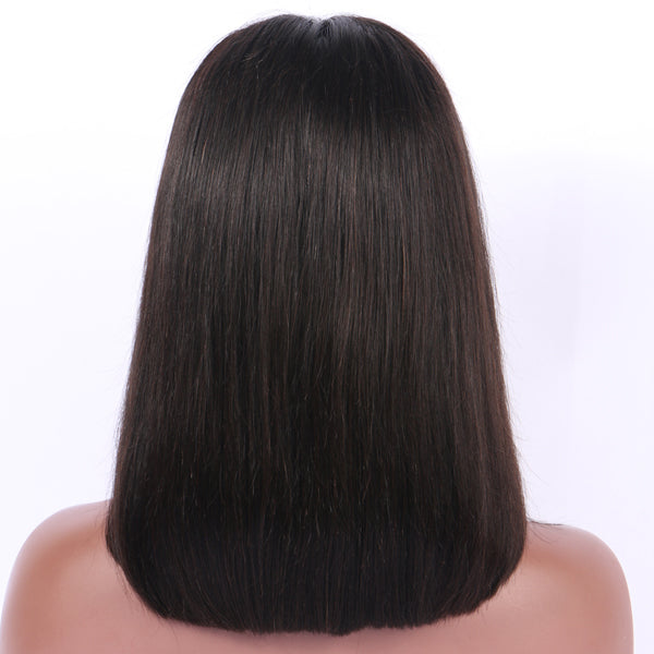 Lace Front Wig - SARAH Silky Straight