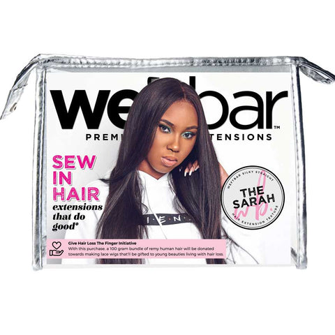 Weave Bundle - SARAH Silky Straight
