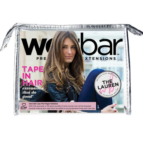 Taped Wefts - SARAH Silky Straight