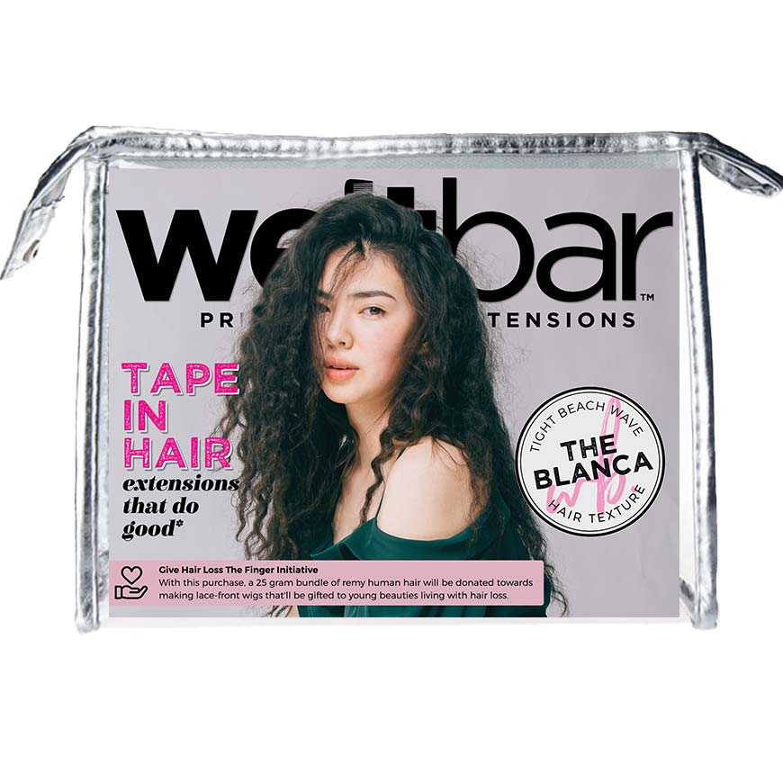 Taped Wefts - BLANCA Tight Beach Wave