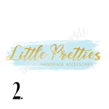 Ready Made Logo - Little Pretties