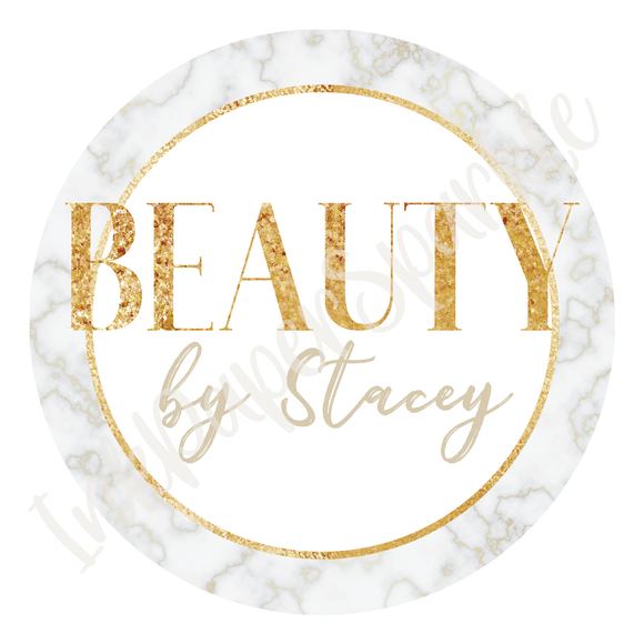 Ready Made Logo - Beauty By Stacey