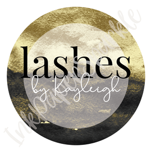 Ready Made Logo - Lashes by Kayleigh