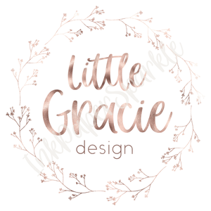 Ready Made Logo - Little Gracie Design