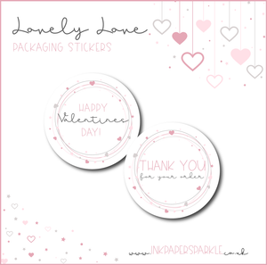Lovely Love Stickers