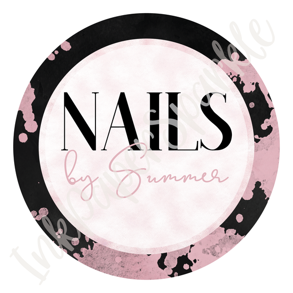 Ready Made Logo - Nails by Summer