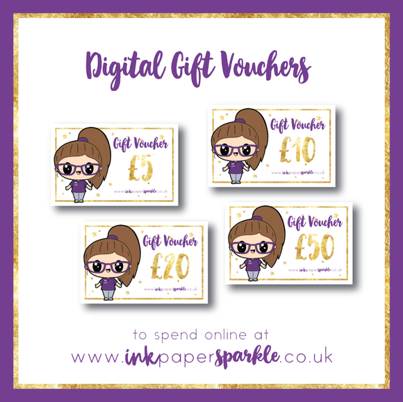 Digital Gift Vouchers